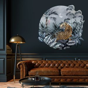 Caspian Stork Wall Decal